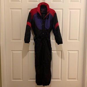 Vintage 90's Sub Zero Microlite Ski Jumpsuit